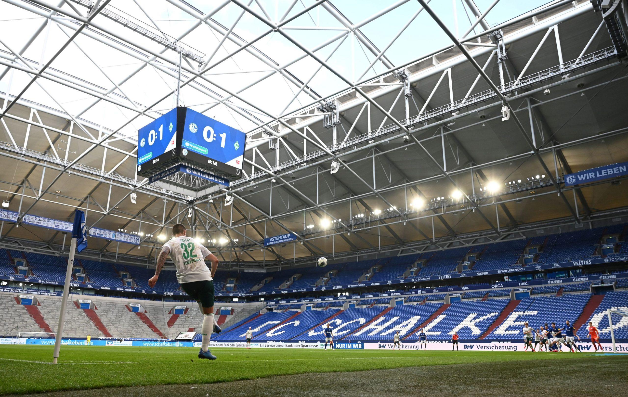 Na AufSchalke Areni ove sezone ima puno problema/Foto REUTERS