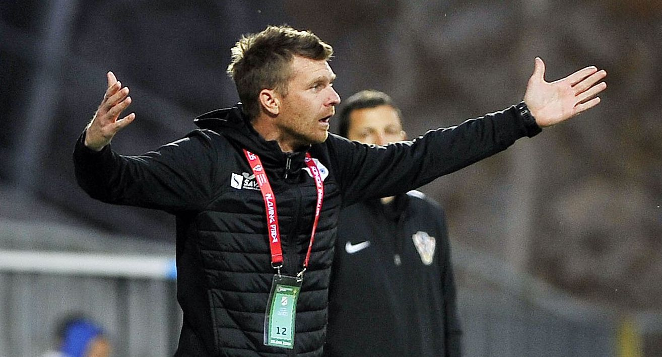 Simon Rožman sjajno je reagirao u nastavku utakmice/Foto Arhiva NL