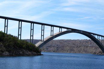 Krčki most / Foto M. TRINAJSTIĆ