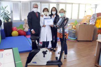 Frano Mika, dr. Jelena Roganović, Snježana Čačić, Jadranka Varljen / Foto: v. KARUZA