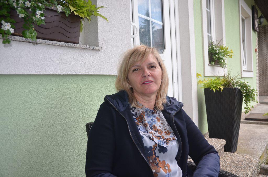 Renata Tomac, predsjednica Udruženja obrtnika Delnice / foto M. KRMPOTIĆ