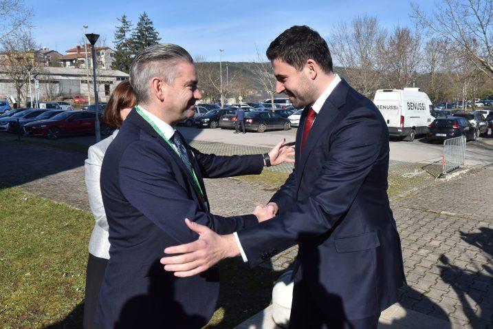 Boris Miletić (IDS) i Davor Bernardić (SDP) blizu dogovoru / PIXSELL