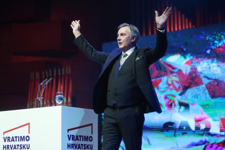 Miroslav Škoro / Foto SANJIN STRUKIĆ/PIXSELL