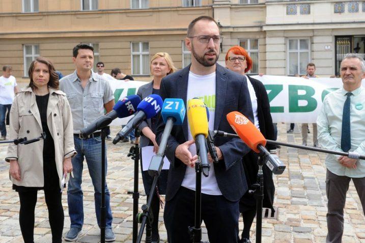 Tomislav Tomašević / snimio Darko Jelinek