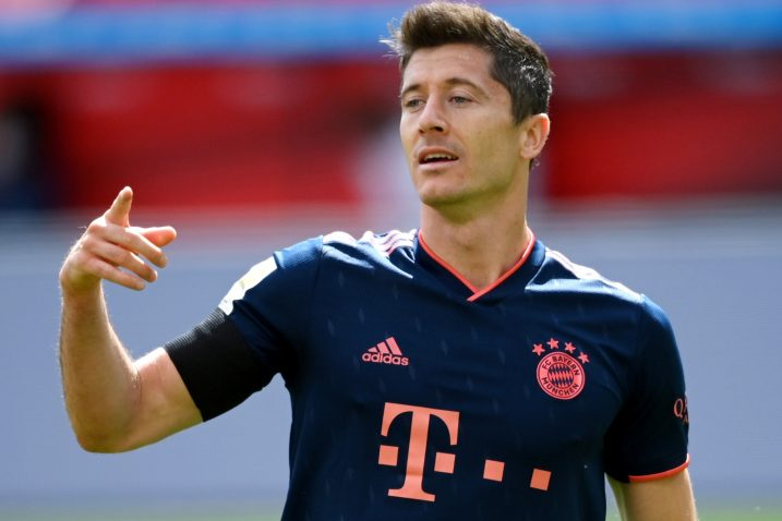Robert Lewandowski/Foto REUTERS