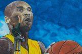 Kobe Bryant mural/Foto REUTERS