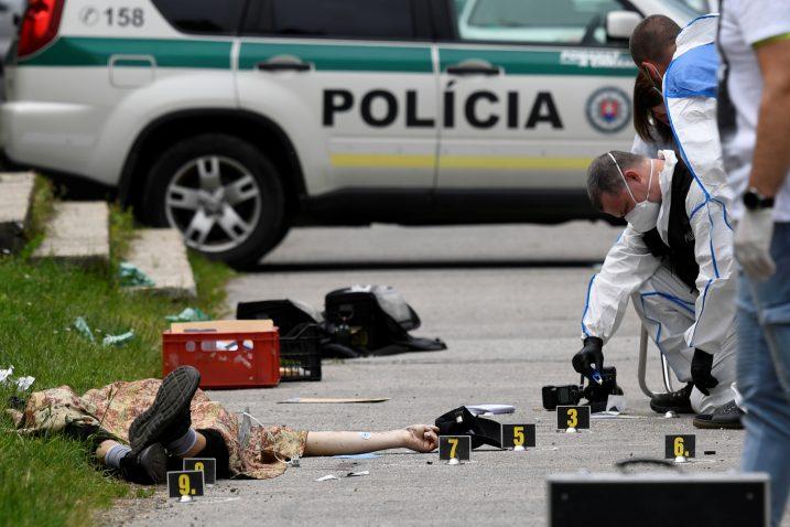 Napad u školi u Slovačkoj / Reuters