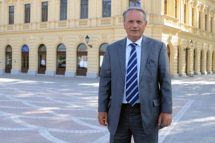 Vratio povjerenje SDP-a - Željko Sabo / Foto G. FERBEZAR/PIXSELL