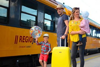 : Hrvatska je popularna destinacija u Češkoj i Slovačkoj / Foto Regio jet