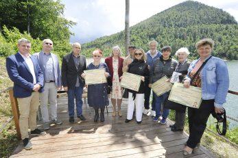 Dodjela nagrade Gorančica / Snimio Marinko KRMPOTIĆ