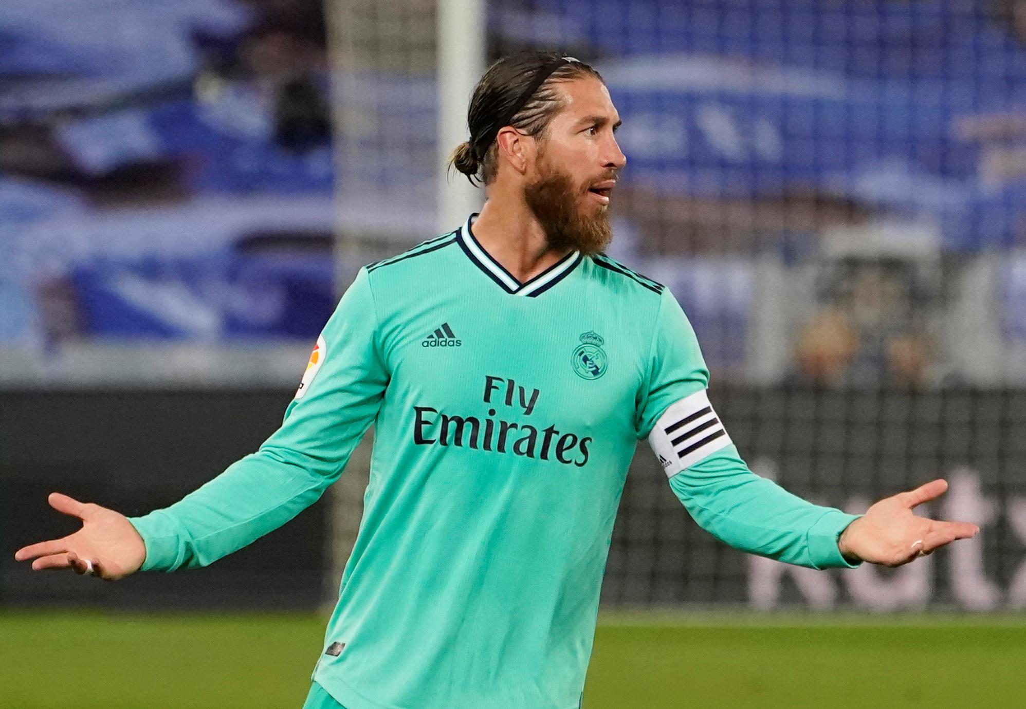 Sergio Ramos/Foto REUTERS