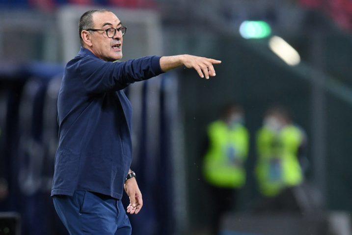 Maurizio Sarri/Foto REUTERS
