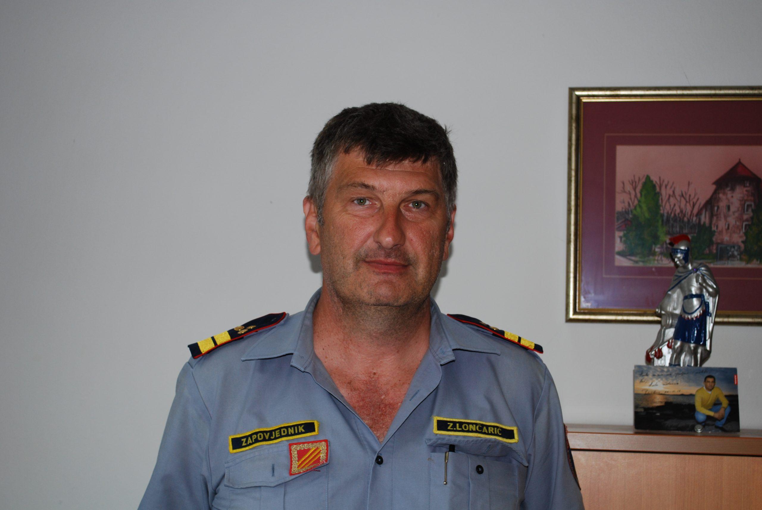 Na dimnjacima sve manje požara – Zvonimir Lončarić