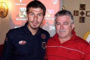 Zvone Boban i Sergio Machin