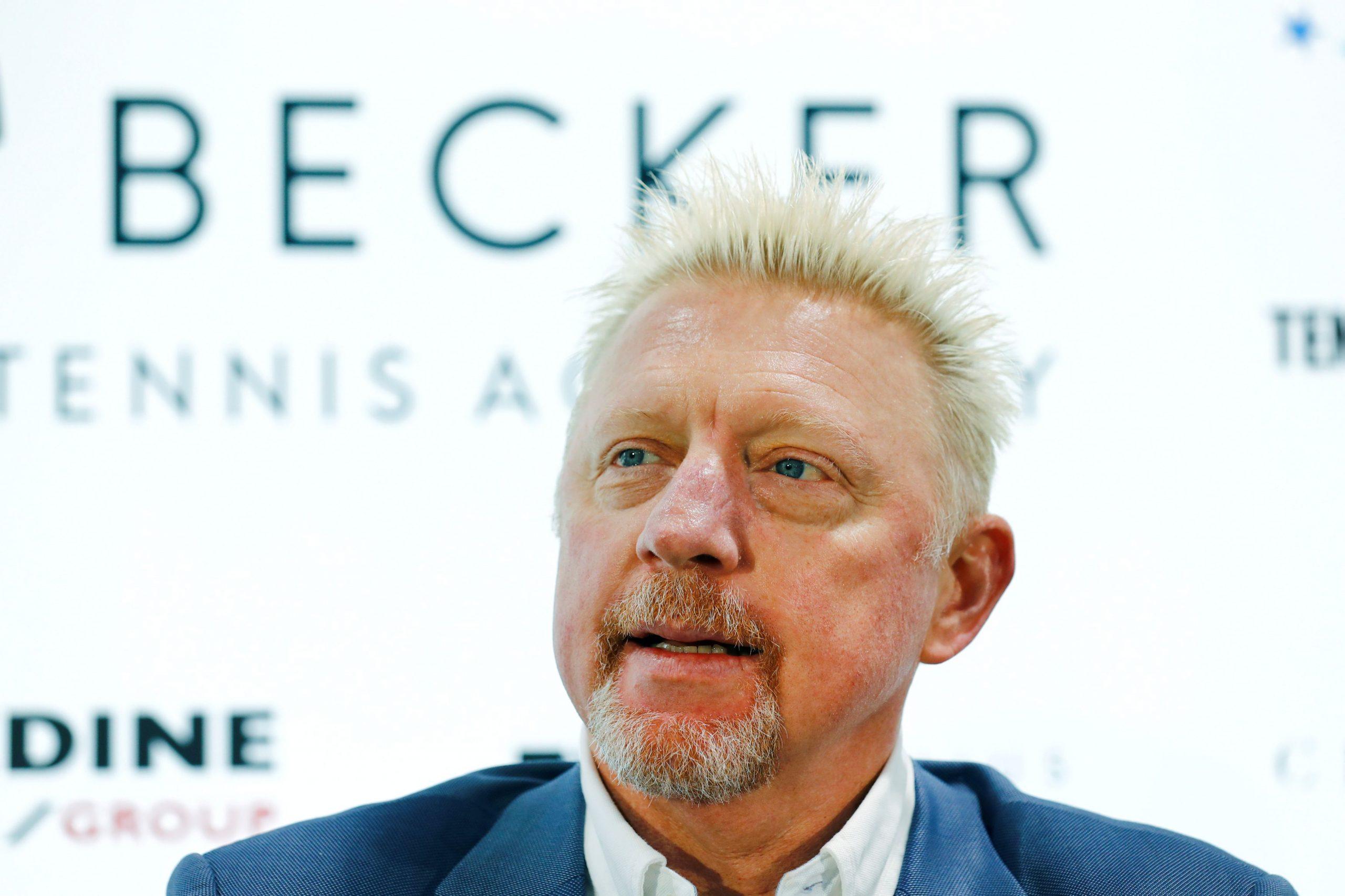 Boris Becker/Foto REUTERS