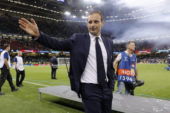 Massimiliano Allegri/Foto: REUTERS