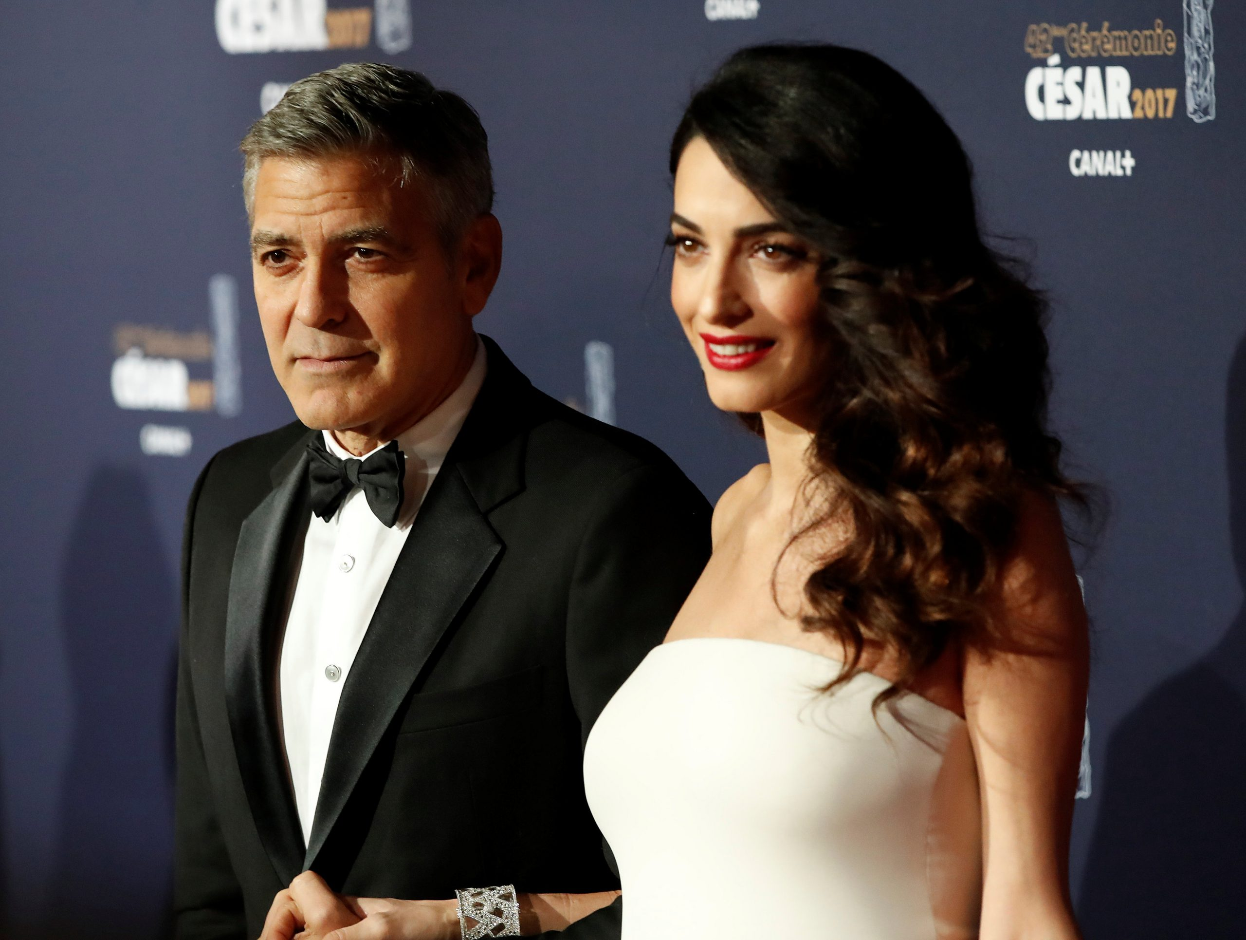 George i Amal Clooney / Foto: REUTERS