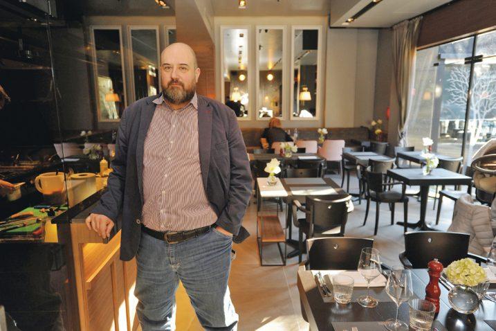 Jedan od ponajboljih chefova Hrvatske, osoba s odličnim referencama i na globalnoj gastronomskoj sceni - Andrej Barbieri / Foto Davor KOVAČEVIĆ