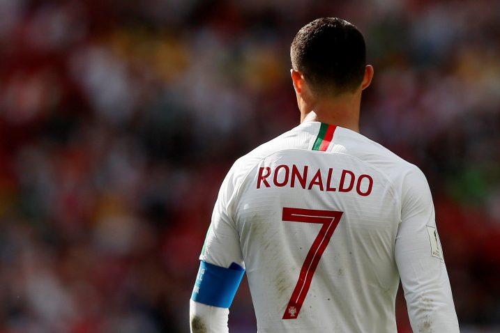 Ronaldo je omiljen među ženama, foto Reuters