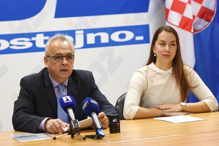 Dinko Beaković i Iva Sušić, Foto: I. TOMIĆ