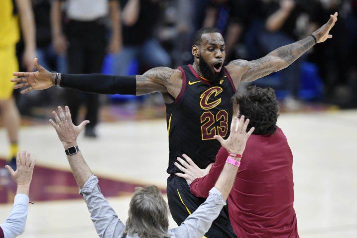 LeBron James / Foto: REUTERS