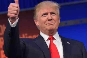 Donald Trumop / REUTERS