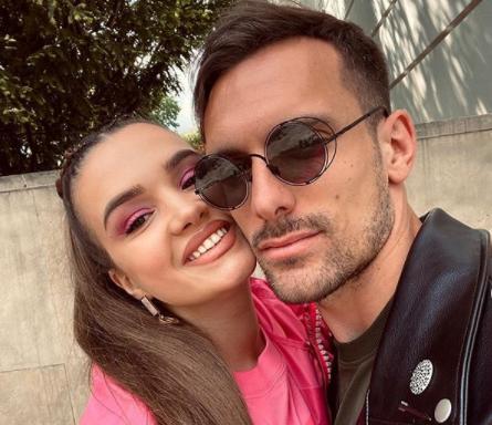 Tamara i Marko Vešović/Foto Instagram