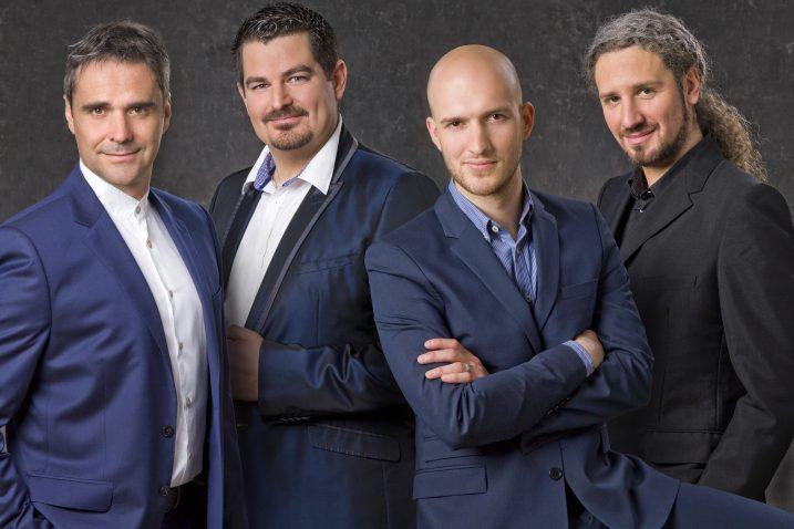 Četri tenora rado su viđeni gosti u Rijeci