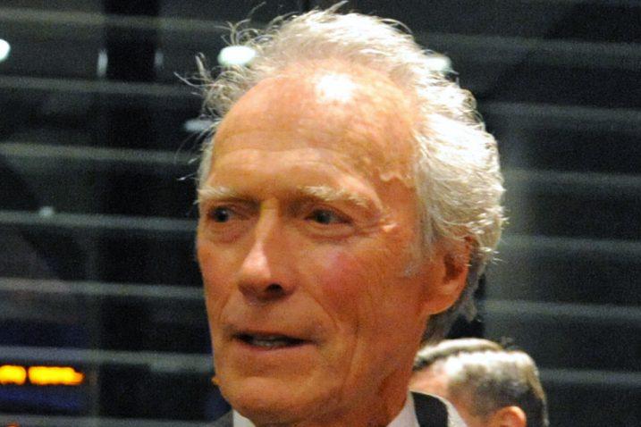 Clint Eastwood/Wikimedia Commons