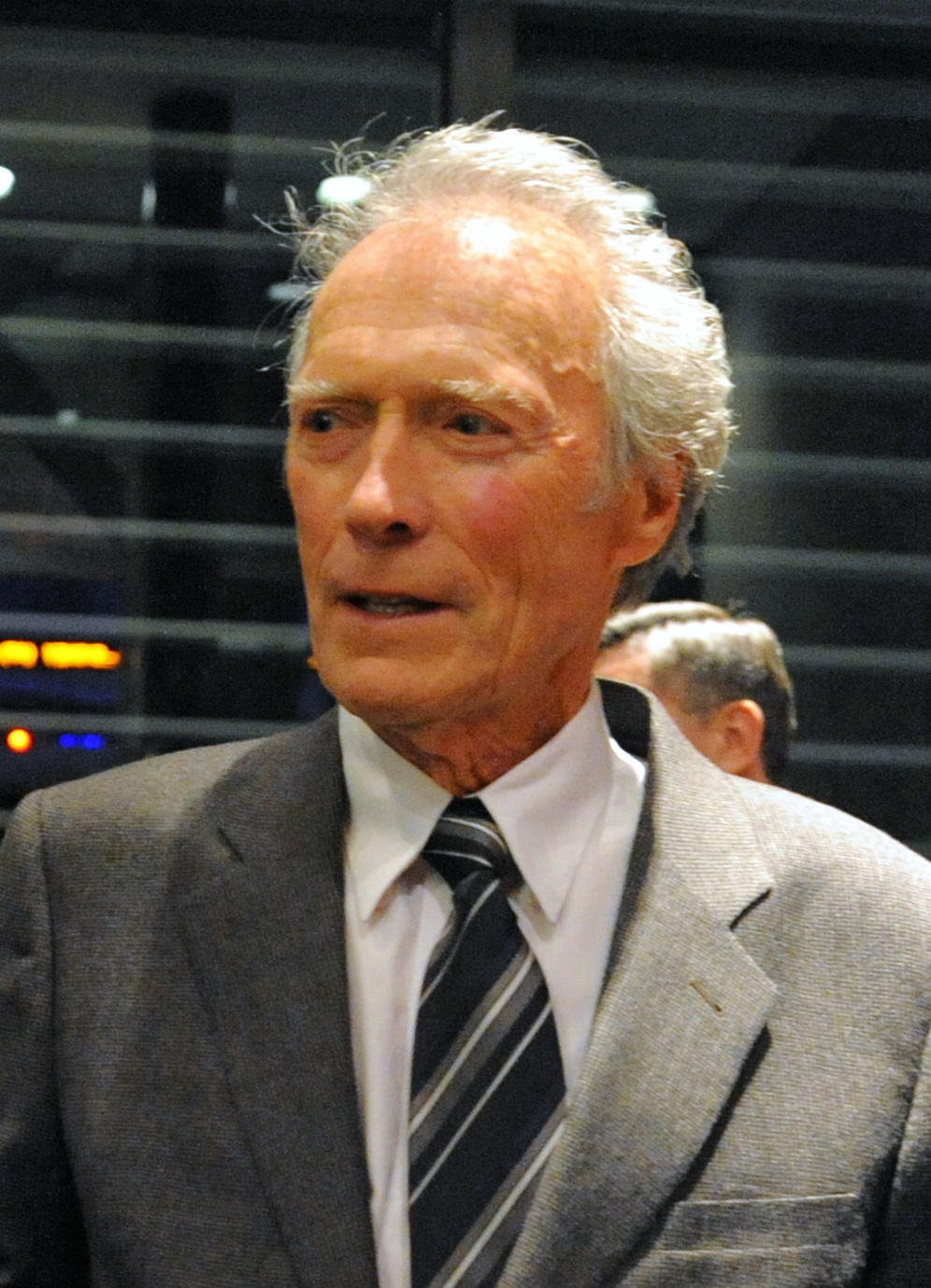 Clint Eastwood/Wikimedia Commons