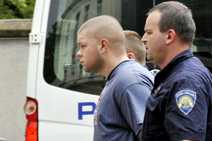 David Šteko nalazi se u pritvoru od kraja travnja, kad je nesreću i izazvao / Foto Silvano JEŽINA