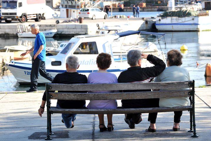 Sigurna i adekvatna mirovina je često ključ ugodnog života starije populacije