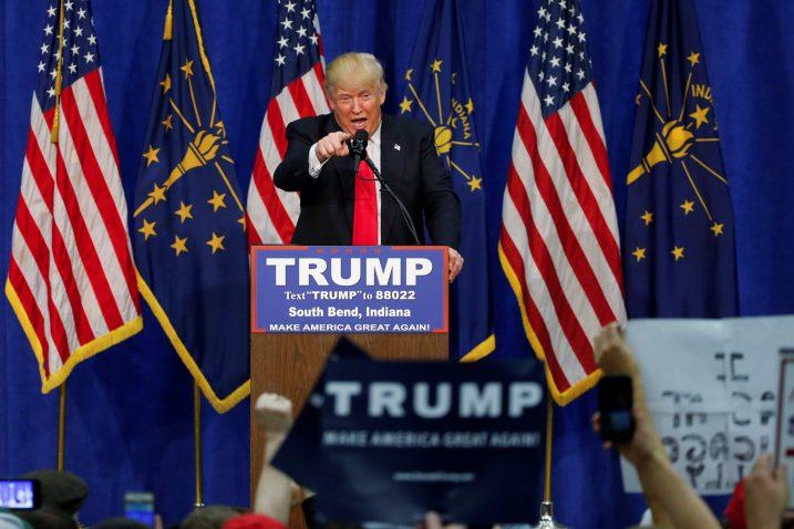 Donald Trump / foto: Reuters