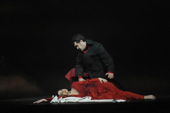 Strast, ljubomora, tragedija – Luis Chapa i Ana Petričević / snimio S. DRECHSLER