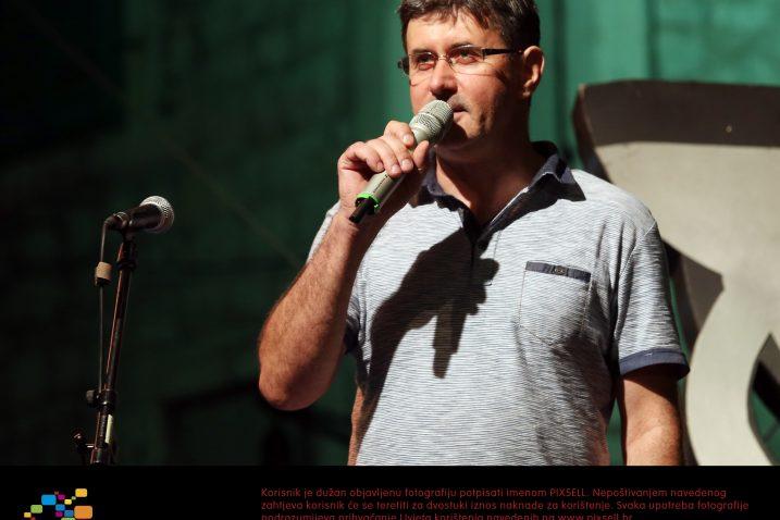 Glumac Vedran Mlikota / Foto Dusko Jaramaz/PIXSELL
