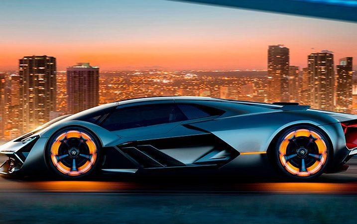 Savršeni sklad – Lamborghini Terzo Millennio
