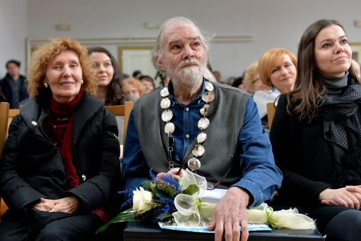Tonko Maroević, Foto: D. ŠKOMRLJ