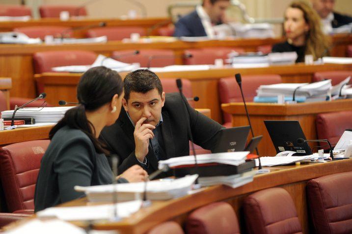 Neće dopustiti napade na ministre Mosta – Nikola Grmoja / Foto Davor Kovačević