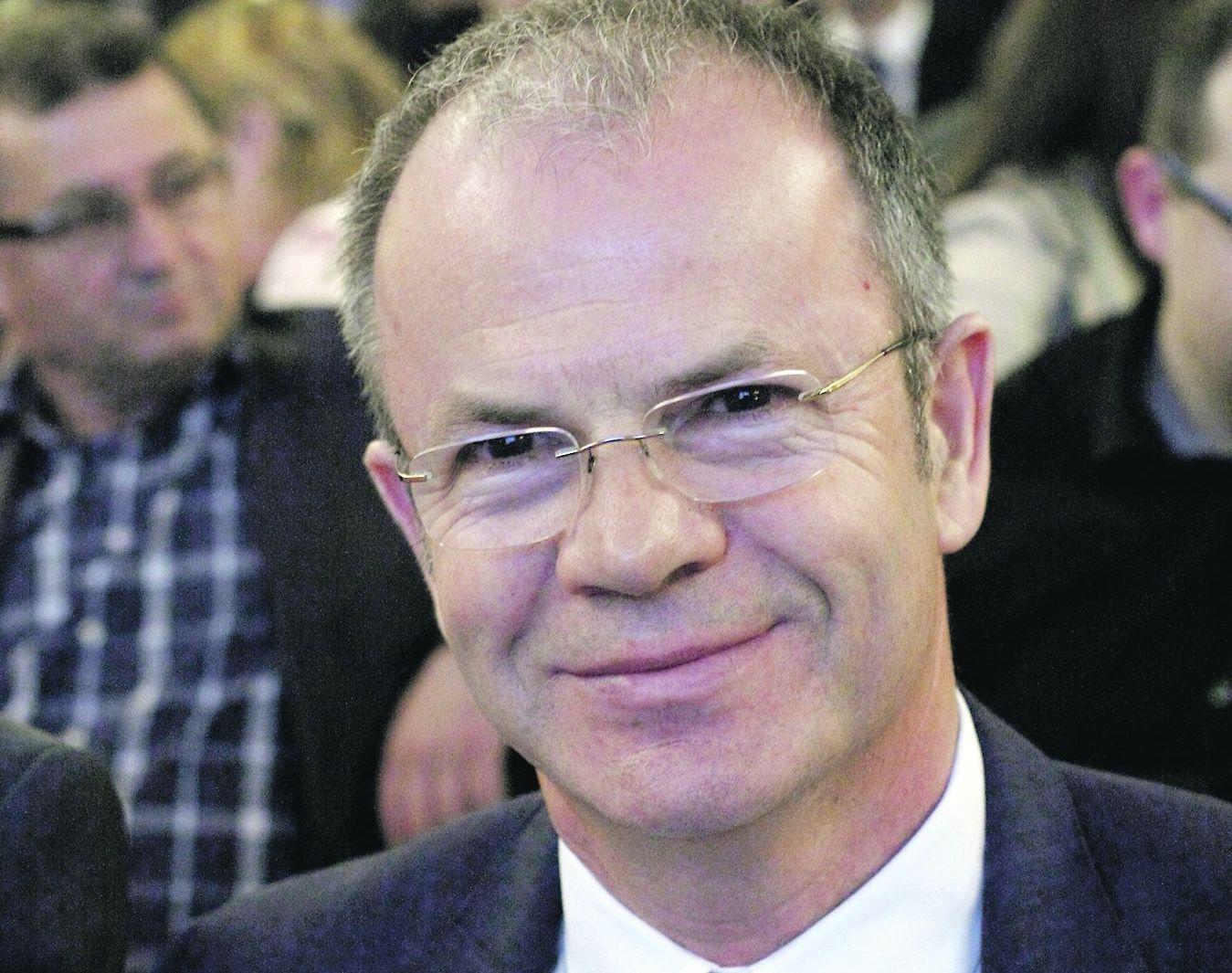 Ivić Pašalić izabran je na mandat u HGK do 2020. / Snimio Ranko Suvar/CROPIX