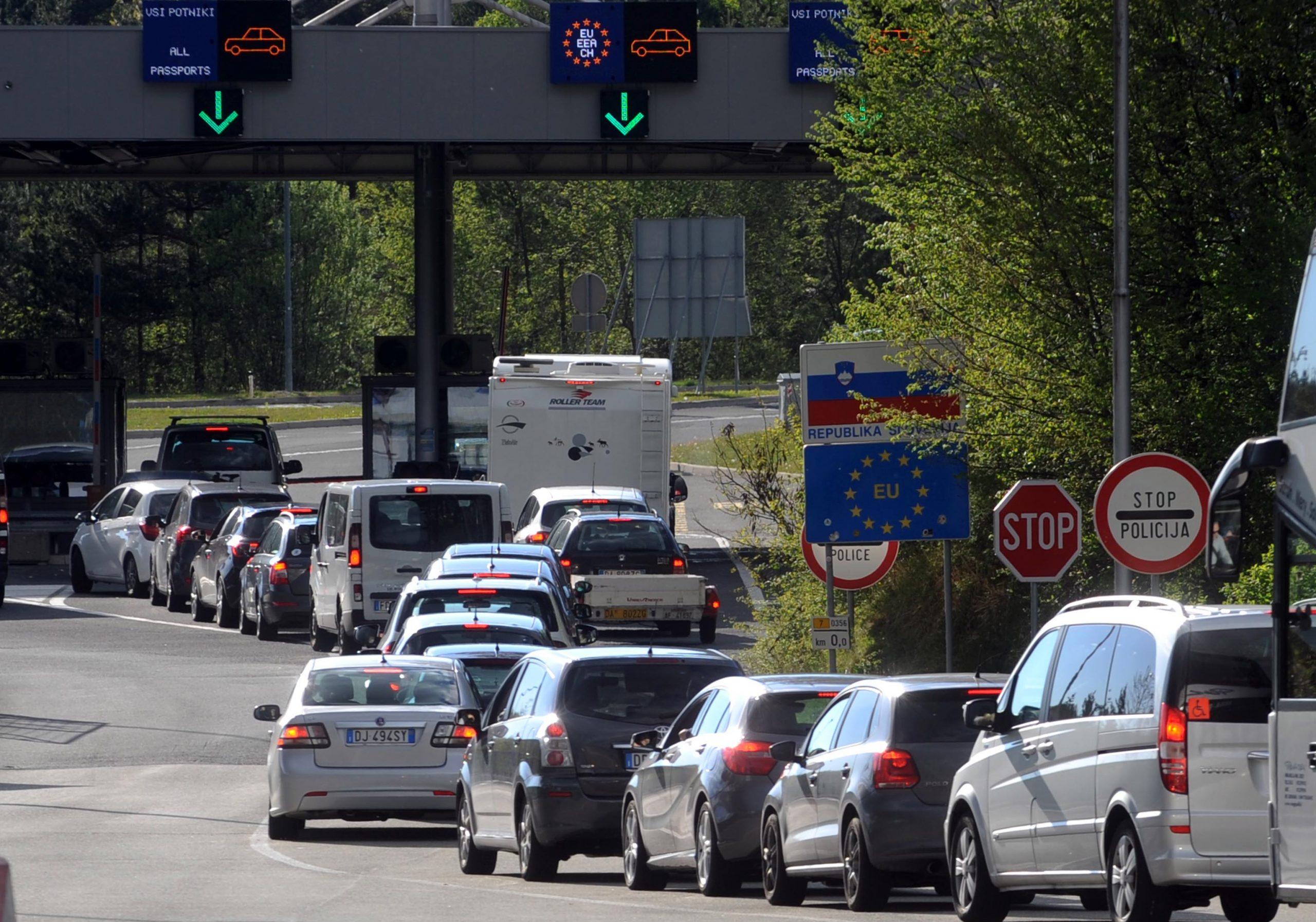 Zastoji na graničnim prijelazima čest su problem / Snimio Marko GRACIN