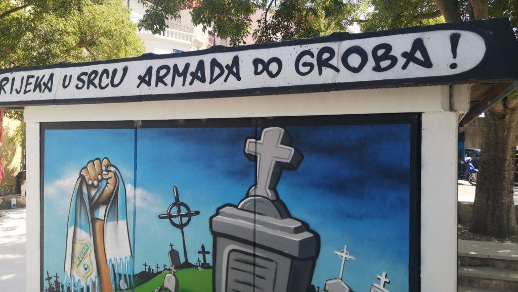 Mural u Vrbniku
