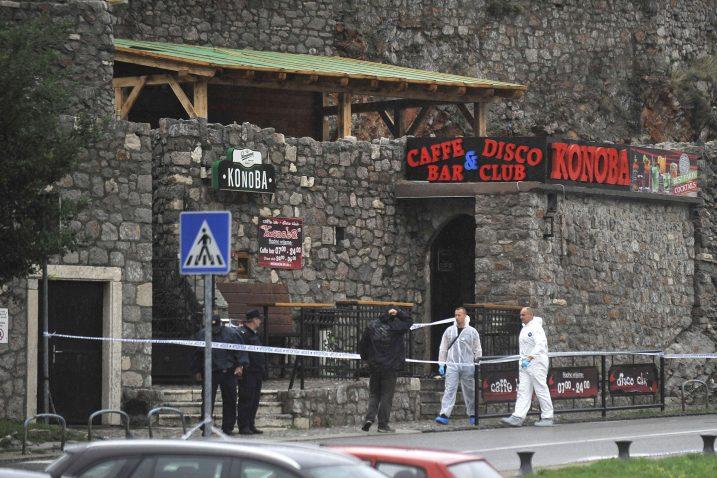 Disko klub u Senju u kojem se dogodio težak zločin / Foto Roni BRMALJ