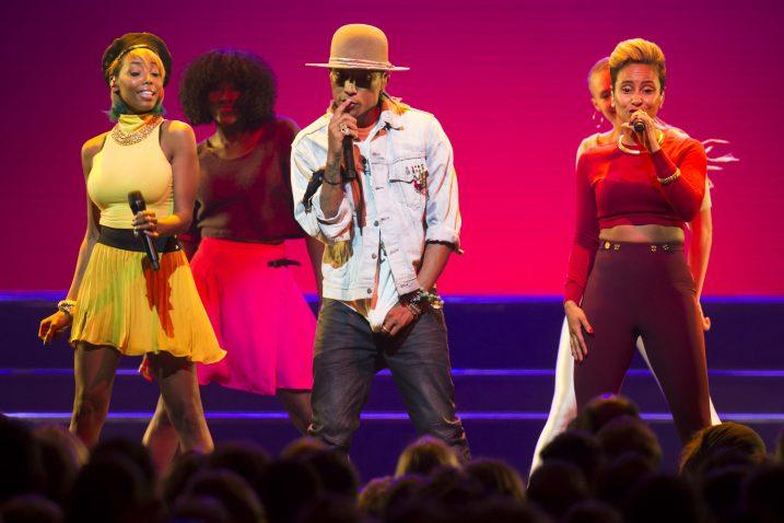 Pharrell Williams / Foto: REUTERS