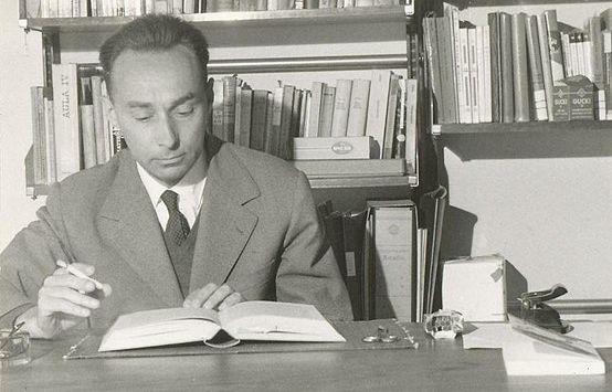 Primo Levi / arhiva NL