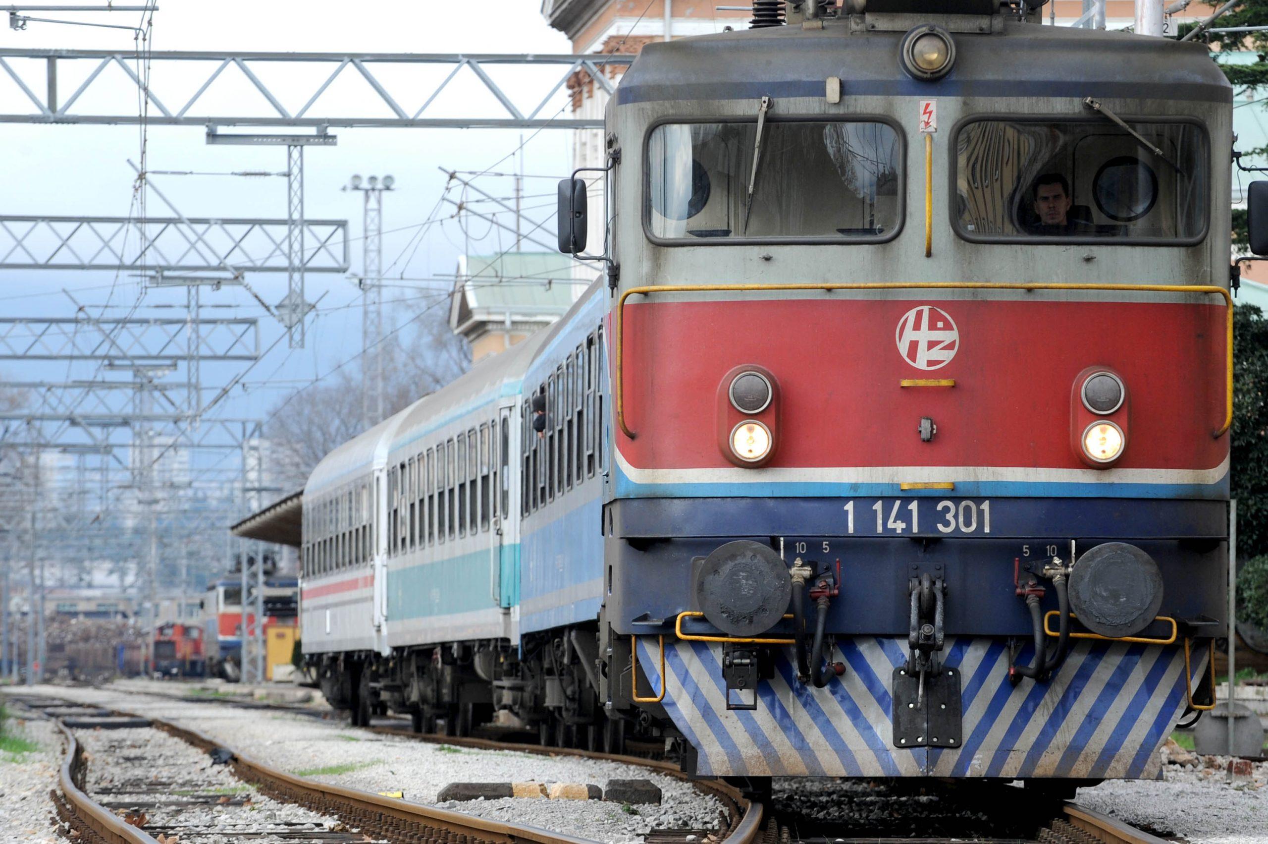 Krece Obnova Pruge Zagreb Beograd Put Vlakom Između Dvije Metropole Trebao Bi Biti Drasticno Kraci Novi List
