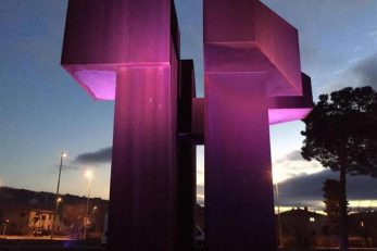 Labinski spomenik Rudaru borcu