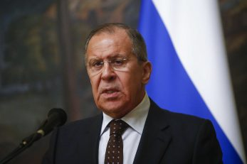 Sergej Lavrov, Foto: REUTERS
