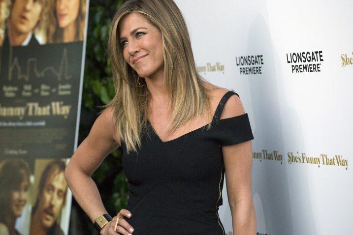 Jennifer Aniston / Reuters