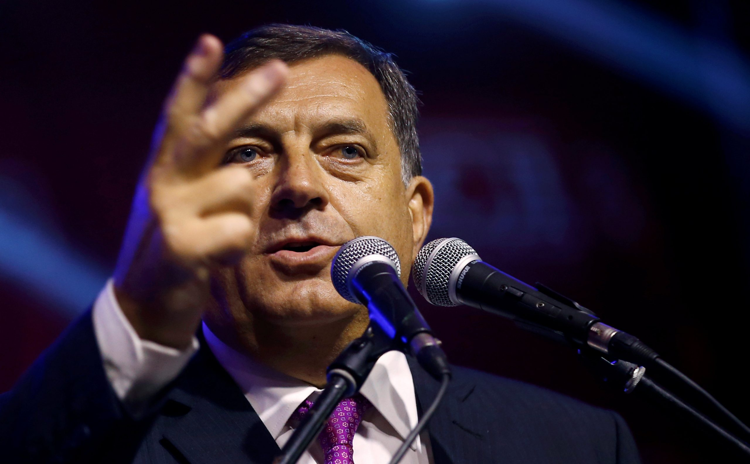 Milorad Dodik, Foto: REUTERS