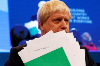 Boris Johnson / Foto: REUTERS